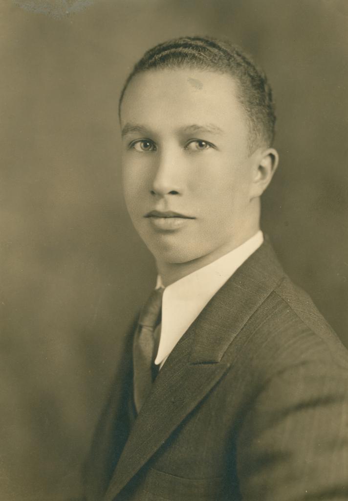 Portrait of John Hope II