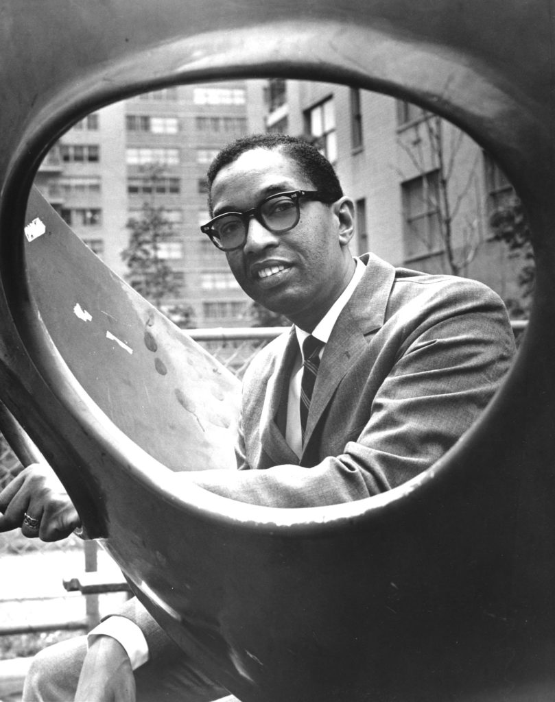 """Billy Taylor (and trio) on Channel 13's SOUL!, November 7 at 9:00 P.M. """"Live"""" and in color"""
